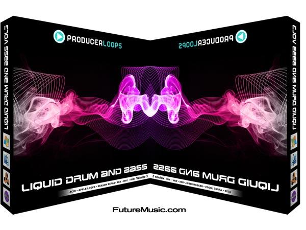 ProducerLoops Liquid Drum & Bass Vol. 3