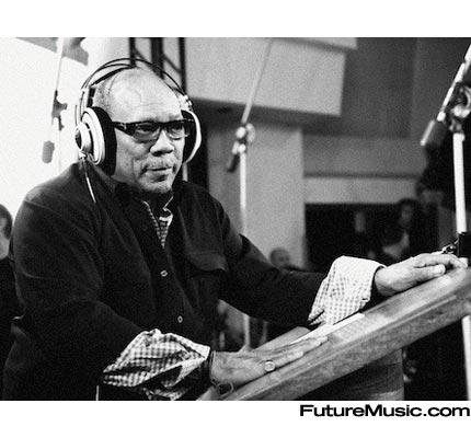 Quincy Jones Headphones - Hey, that rhymes