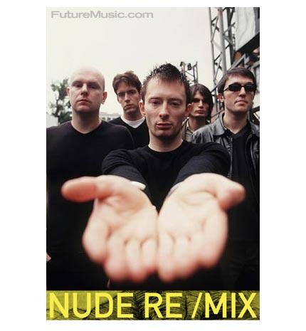 Radiohead Nude Bass 102