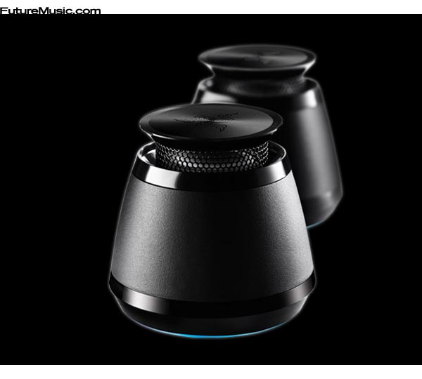 Razer Releases Ferox Multimedia Speakers