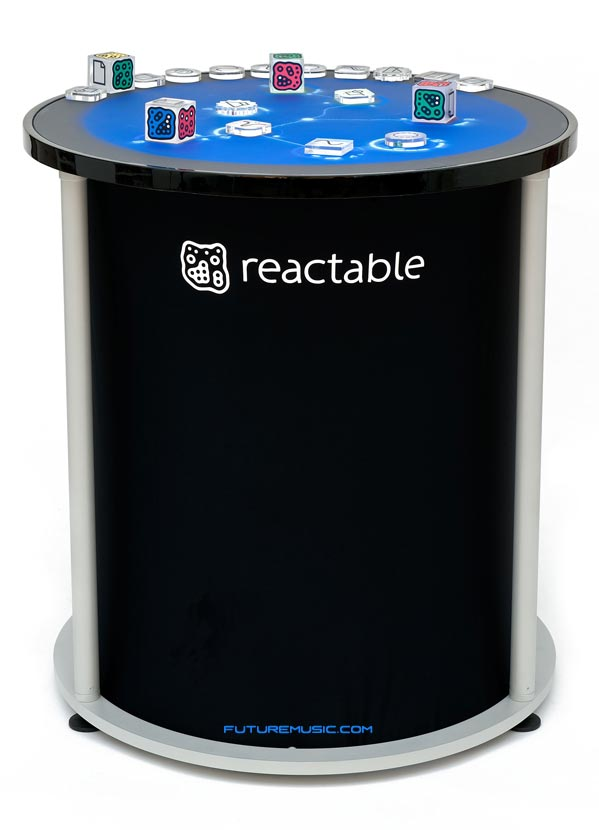Reactable Live Series 4