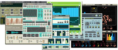 Reaktor 5 Ensembles