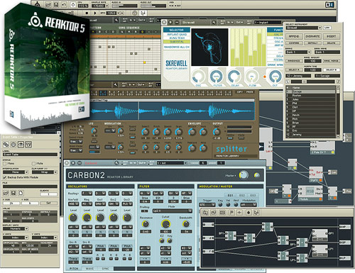 Reaktor 5 Screenshots
