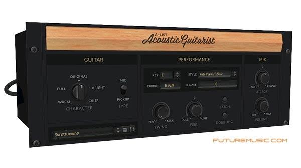 Reason Acoustic Guitarist