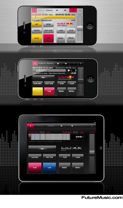 Red Bull BPM Apps