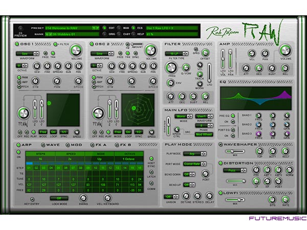 rob-papen-raw distortion synth