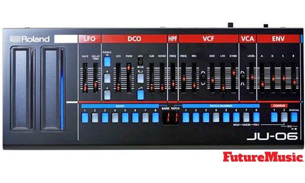 Roland JP-06 - New Jupiter106 Reboot