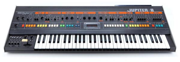 Original Roland Jupiter-8