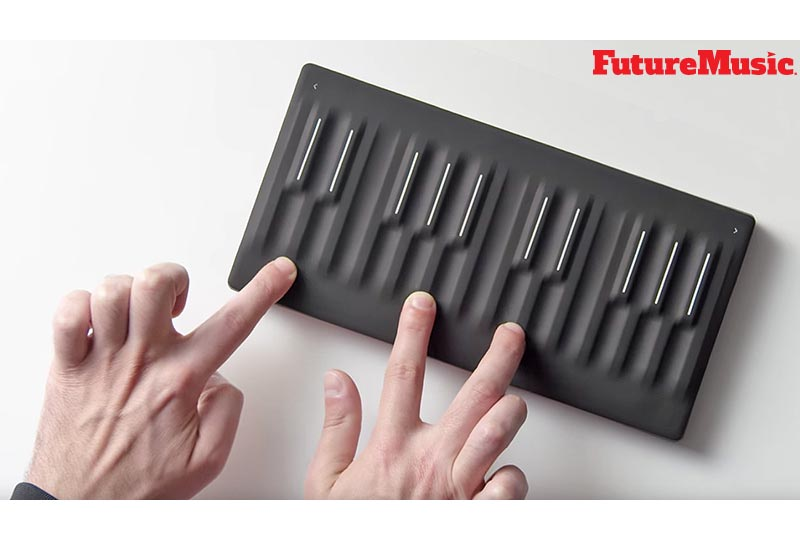 roli seaboard block futuremusic