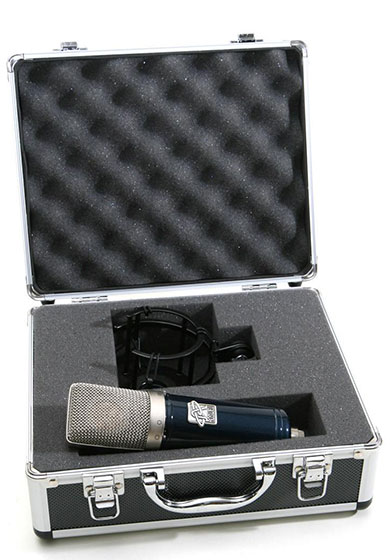 roswell delphos microphone case