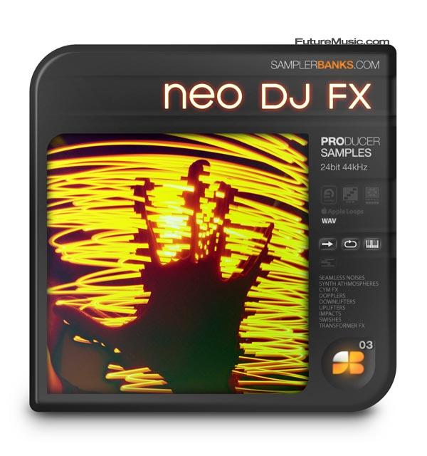Sampler Banks Neo DJ FX