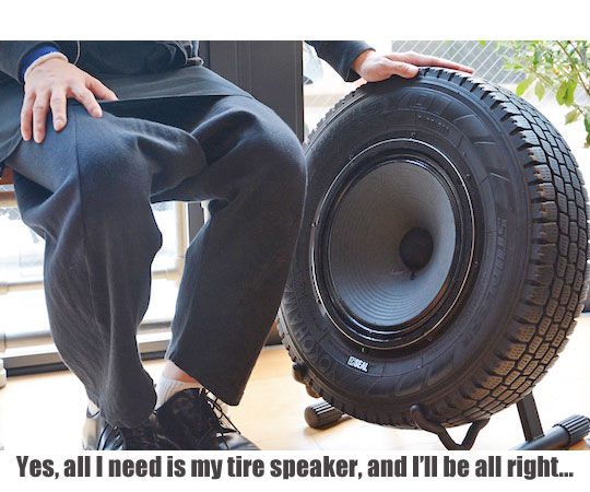seal-recycled-tire-speaker-therapy