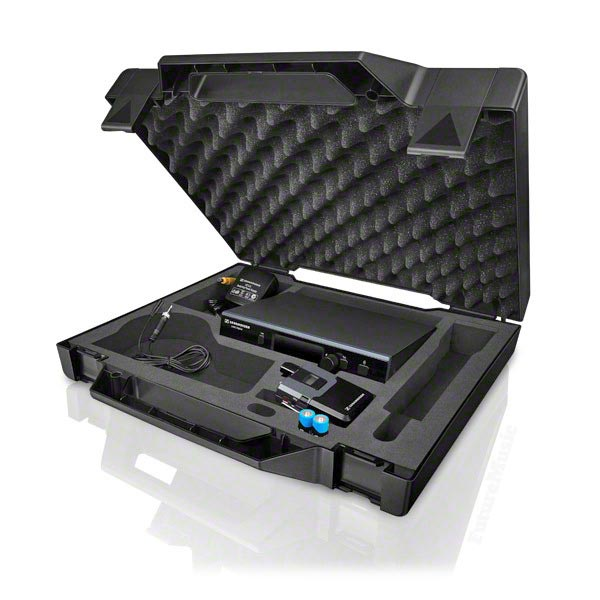 Sennheiser evolution wireless D1 Review - Hardcase