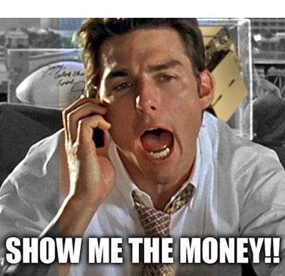 show me the money fools gold! futuremusic