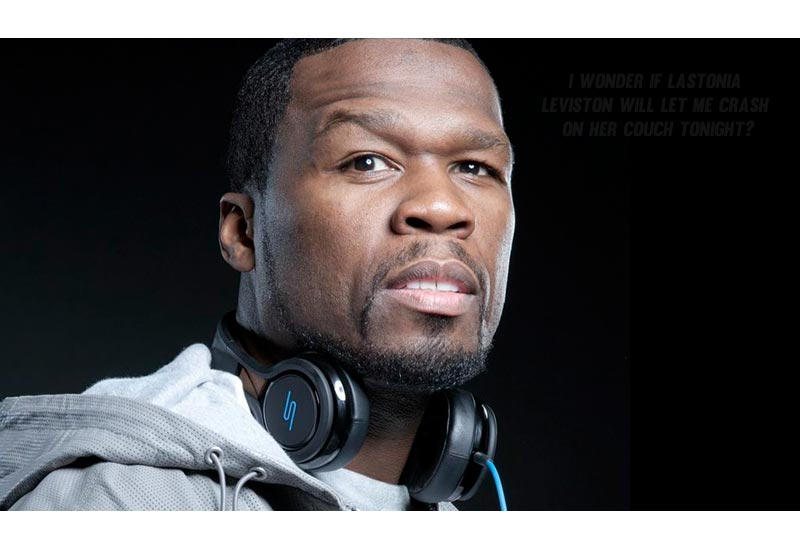 sms audio's curtis jackson