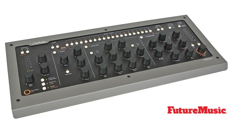 softube console1 mk2 FutureMusic
