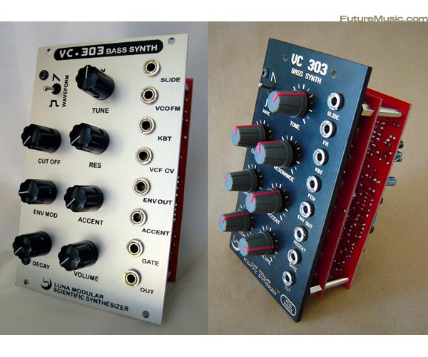 Somatic Circuits VC-303