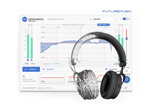 sonarworks reference 3.1 headphone calibration