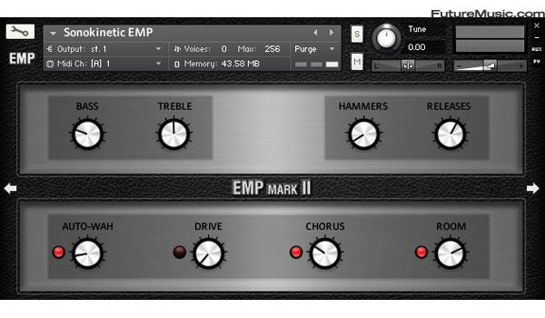 Sonokinetic EMP Mark 2