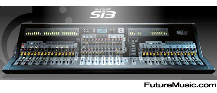 Soundcraft Readies Si3 Digital Live Console   FutureMusic the ...