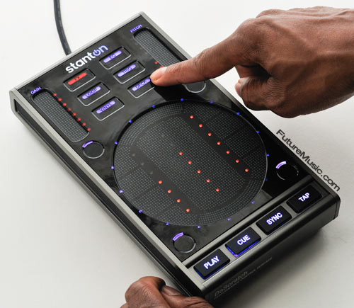Stanton StanTouch Multitouch technology