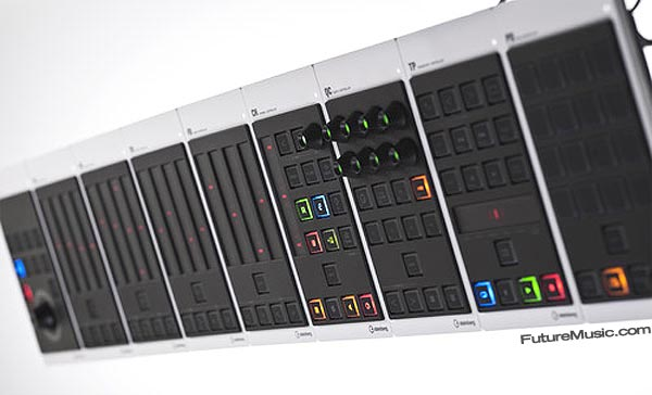 steinberg  modular controllers