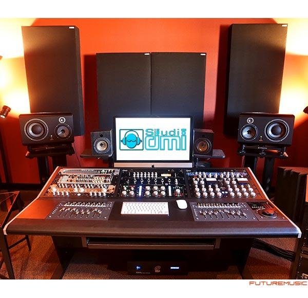 Studio DMI Mixing Mastering Educational Workshop classes courses