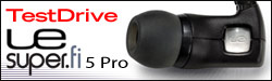 NewsBox 1 - TestDrive: Super.fi 5 Pro earphones!