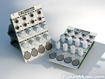Synthwerks Premiers FSR-4 Quad Force Resistor Module