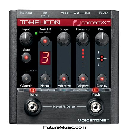 TC-Helicon's Vocal Gear