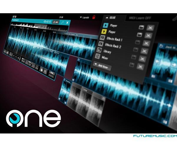 The One DJ Vaporware