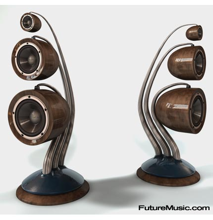 Speaker Rendering Contest Demonstrates Design Potential
