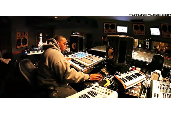 Weekend Fun: Timbaland Working On New Missy Record