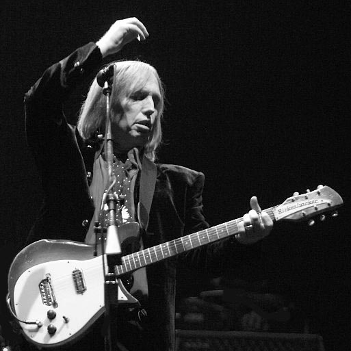 Tom Petty Recovers Stolen Guitars