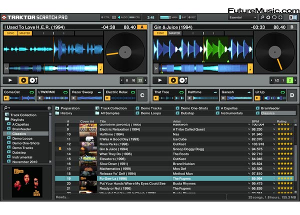 Traktor Pro 2 - The Next Generation