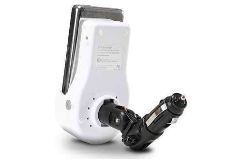 DLO TransPod FM Transmitter adjustable arm connection
