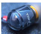 Trinity Delta Hybrid Review barrel Closeup