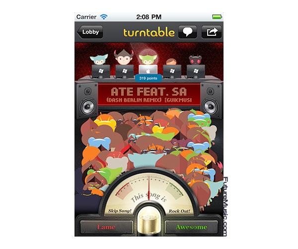turntable.fm app