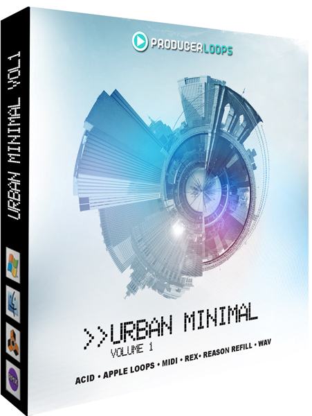 Producer Loops Unveils Urban Minimal Vol 1 Sample Collection