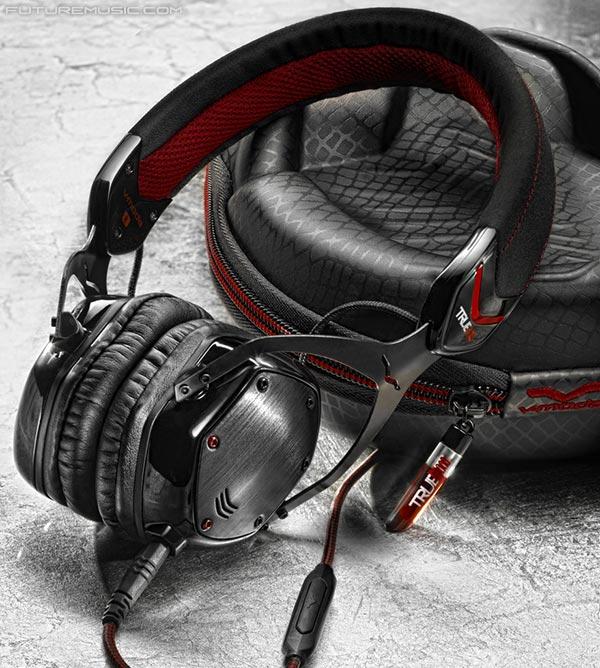 The True Blood branded V-Moda Crossfade V-80 model