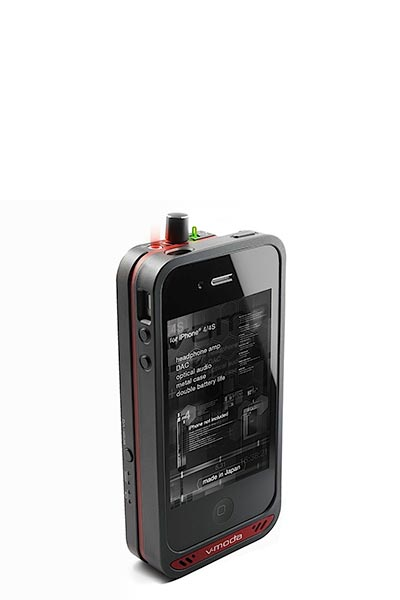 V-Moda Release VAMP – Audiophile Battery Pack For iPhone 4/4S