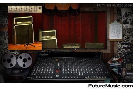 Softube Studios Releases Vintage Amp Room For VST & AU | FutureMusic