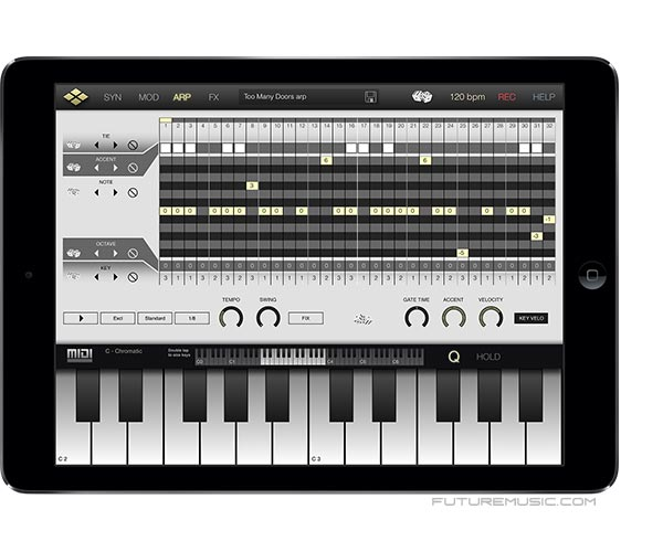 virsyn releases tera synth modular analog synthesizer for ipad futuremusic the latest news. Black Bedroom Furniture Sets. Home Design Ideas