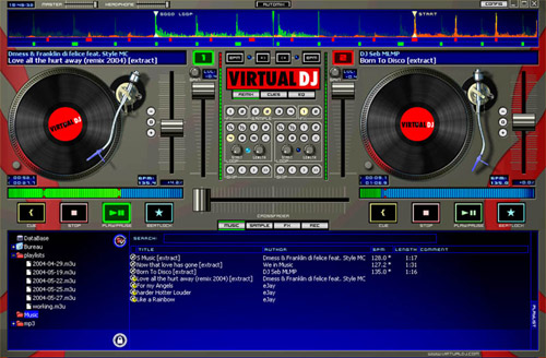 virtual dj jobs