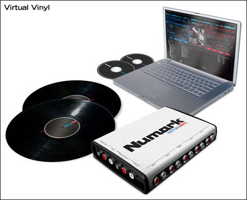 Numark's New Virtual Vinyl