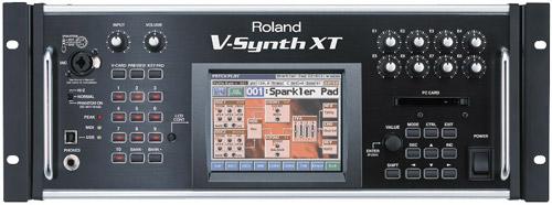 Roland V-Synth XT Synth