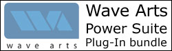 Wave Arts Power Suite Plug-in Bundle
