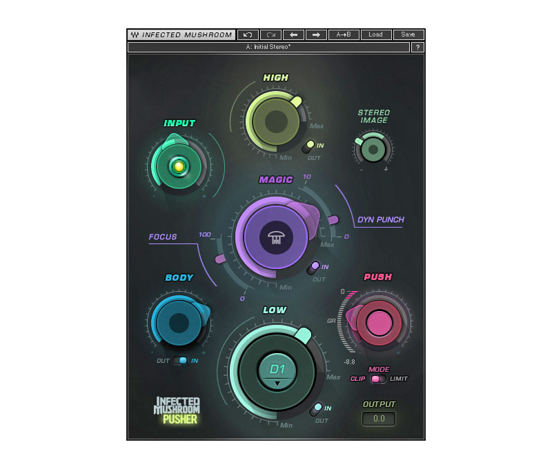 waves infected mushroom pusher plug-in futuremusic