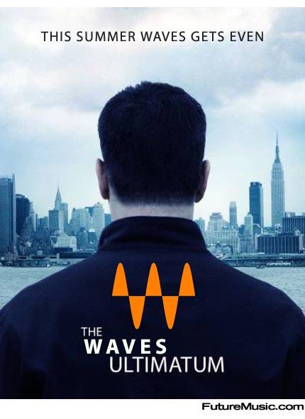 The Waves Ultimatum ปฏิบัติการลับ จับจอมแคร๊ก