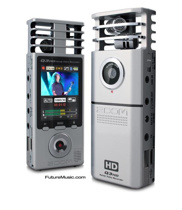 Zoom Q3HD